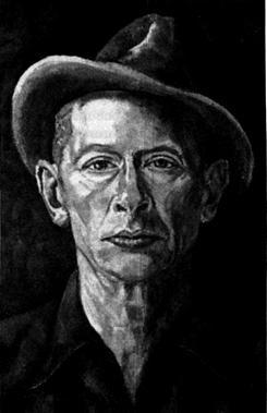 e.e. cummings, self-portrait