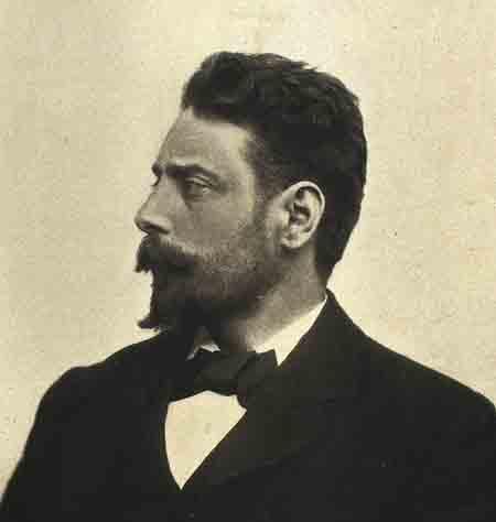 Henrik Pontoppidan (Denmark, 1857-1943)