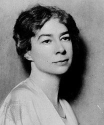 Sara Teasdale (1884-1933)