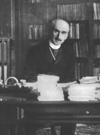 Henri Bergson (France, 1859-1941)