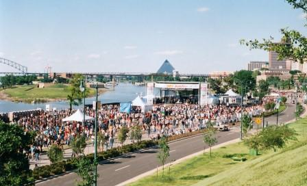 Memphis in May Beale St. Music Festival